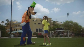 Disney World TV Spot, 'Goofy Soccer' - Thumbnail 1