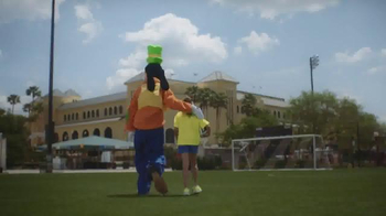 Disney World TV Spot, 'Goofy Soccer' - Thumbnail 3