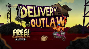 Delivery Outlaw TV Spot, 'Hot Box' - Thumbnail 7