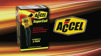 ACCEL SuperCoils TV Spot, 'Feel The Thrill' - Thumbnail 1
