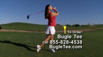 Bugle Tee TV Spot, 'Lifetime Guarantee' - Thumbnail 10