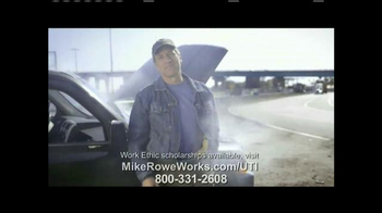 UTI TV Spot, 'Mike Rowe Works Scholarships' Featuring Mike Rowe - Thumbnail 5