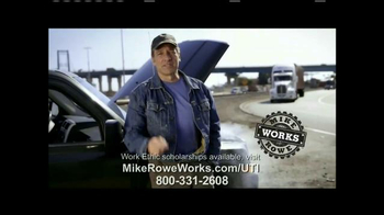 UTI TV Spot, 'Mike Rowe Works Scholarships' Featuring Mike Rowe - Thumbnail 9
