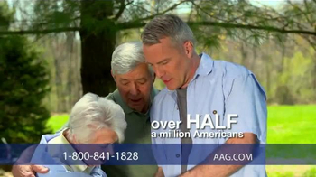 American Advisors Group Reverse Mortgage TV Spot, 'Mom and Dad' - Thumbnail 7