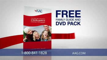 American Advisors Group Reverse Mortgage TV Spot, 'Mom and Dad' - Thumbnail 9