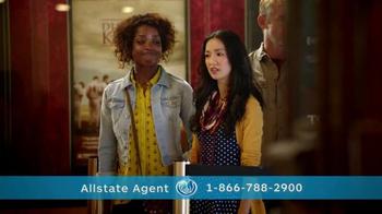 Allstate TV Spot, 'Fancy Pants'