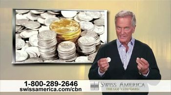 Swiss America TV Spot, 'Company You Keep' Featuring Pat Boone - 2 commercial airings