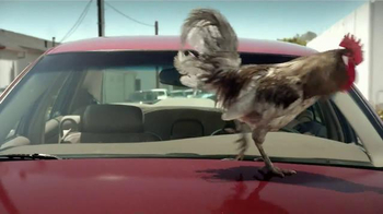 Carl's Jr. Big Chicken Fillet Sandwich TV Spot, 'Everybody Wants Some' - Thumbnail 5