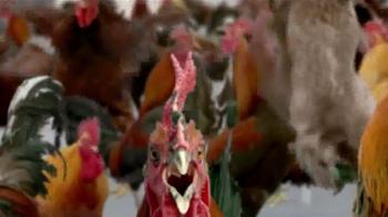 Carl's Jr. Big Chicken Fillet Sandwich TV Spot, 'Everybody Wants Some' - Thumbnail 9