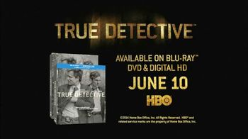 HBO True Detective Blu-ray and DVD TV Spot