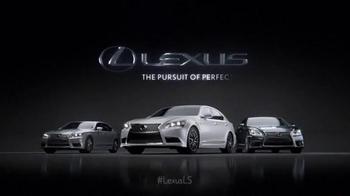2014 Lexus LS TV Spot, 'Looking Ahead' - Thumbnail 10