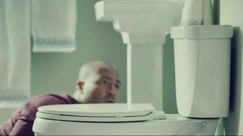 Kohler Touchless Toilet TV Spot, 'The Home Depot' - Thumbnail 2