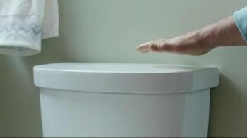 Kohler Touchless Toilet TV Spot, 'The Home Depot' - Thumbnail 4