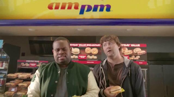 AmPm TV Spot, 'Two Chicken Sandwiches for $3.50' - Thumbnail 1