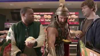 AmPm TV Spot, 'Two Chicken Sandwiches for $3.50' - 119 commercial airings