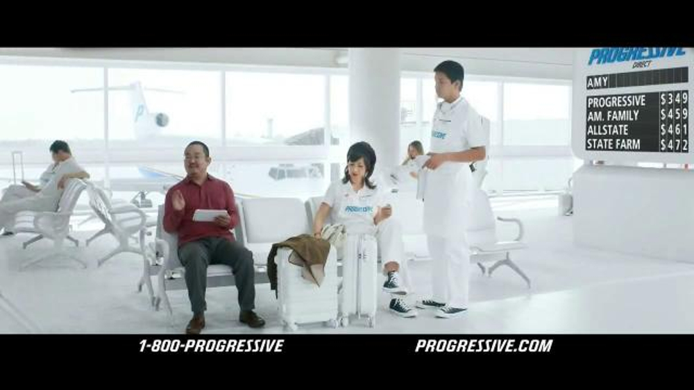 Progressive TV Commercial, 'Superport'