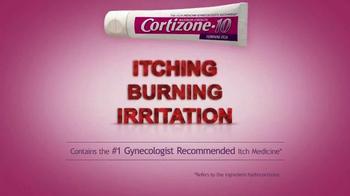 Cortizone 10 Feminine Relief Anti-Itch Creme TV Spot, 'Not A Problem' - Thumbnail 5
