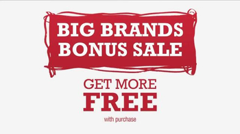PetSmart Big Brands Bonus Sale TV Spot, 'Get More Free' - Thumbnail 2