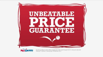 PetSmart Big Brands Bonus Sale TV Spot, 'Get More Free' - Thumbnail 4