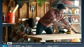 The Home Depot TV Spot, 'Superhero Dad' - 776 commercial airings