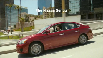 2014 Nissan Sentra TV Spot, 'Spread Your Joy' Song by Billy Idol - Thumbnail 9