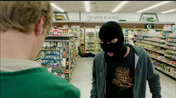 Verizon XLTE TV Spot, 'Hero Fantasy: Slim Jim Robbery'
