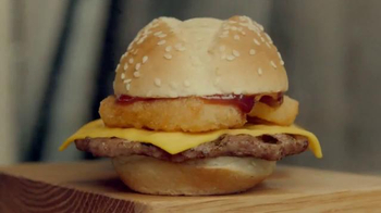 Burger King Extra Long BBQ Cheeseburger TV Spot, '2 for $5: Real Buddies' - Thumbnail 5