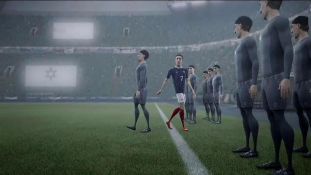 Ficticio Sucediendo Dar permiso  Nike TV Commercial, 'The Last Game: Only Human' - iSpot.tv
