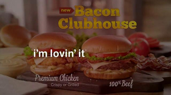 McDonald's Bacon Clubhouse TV Spot, 'Keep It Saucy' - Thumbnail 10