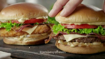 McDonald's Bacon Clubhouse TV Spot, 'Keep It Saucy' - Thumbnail 4