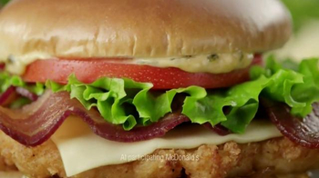 McDonald's Bacon Clubhouse TV Spot, 'Keep It Saucy' - Thumbnail 6