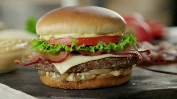 McDonald's Bacon Clubhouse TV Spot, 'Keep It Saucy' - Thumbnail 7