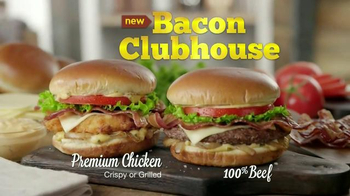 McDonald's Bacon Clubhouse TV Spot, 'Keep It Saucy' - Thumbnail 9