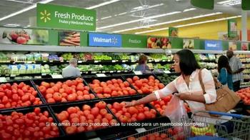 Walmart TV Spot, 'Tomates Más Frescos' [Spanish] - Thumbnail 8