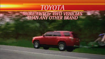 Toyota First Time Summer Sales Event TV Spot, 'Venza & RAV4' - Thumbnail 5