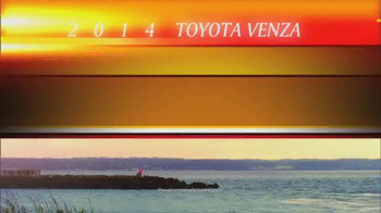 Toyota First Time Summer Sales Event TV Spot, 'Venza & RAV4' - Thumbnail 6