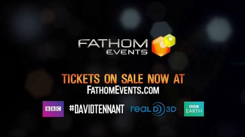 Fathom Events TV Spot 'Doctor Who' Featuring David Tennant - Thumbnail 10