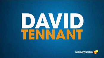 Fathom Events TV Spot 'Doctor Who' Featuring David Tennant - Thumbnail 7