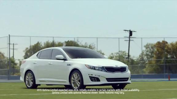 Kia TV Spot, 'Football vs. Futbol: FIFA World Cup' Featuring Adriana Lima - Thumbnail 2