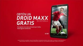 Verizon TV Spot, 'Me Agarro El Gol' [Spanish] - Thumbnail 9