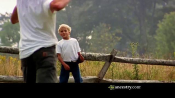 Ancestry.com TV Spot, 'Here's to All the Fathers' - Thumbnail 5