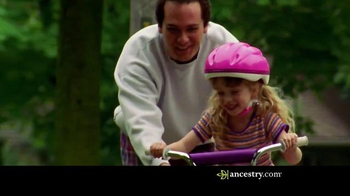 Ancestry.com TV Spot, 'Here's to All the Fathers' - Thumbnail 6