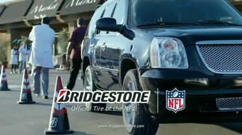 Bridgestone TV Spot, 'Empty Fridge' Featuring Terrance Knighton - Thumbnail 8