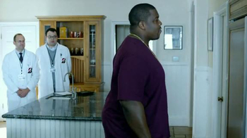 Bridgestone TV Spot, 'Empty Fridge' Featuring Terrance Knighton - Thumbnail 2