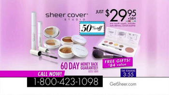 Sheer Cover Studio TV Spot Feat. Brooke Burke-Charvet - Thumbnail 10