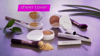 Sheer Cover Studio TV Spot Feat. Brooke Burke-Charvet - 136 commercial airings