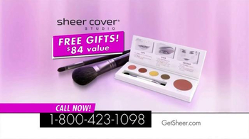 Sheer Cover Studio TV Spot Feat. Brooke Burke-Charvet - Thumbnail 8