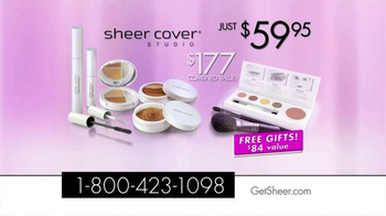 Sheer Cover Studio TV Spot Feat. Brooke Burke-Charvet - Thumbnail 9