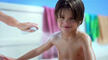 Neutrogena Wet Skin Kids Sunscreen Spray TV Spot [Spanish] - 13 commercial airings