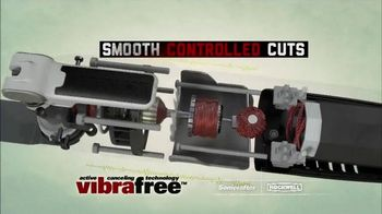 Rockwell Sonicrafter F-Series TV Spot, 'Oscillating Multi-Tools'